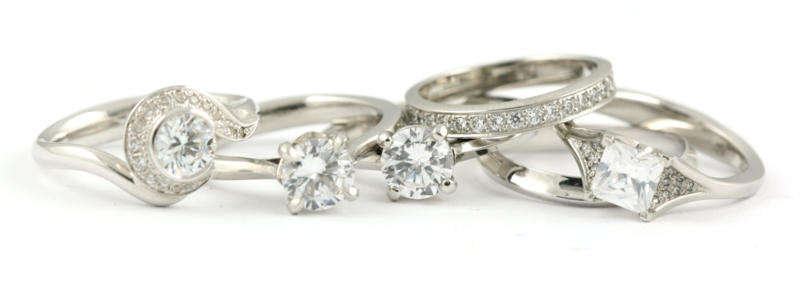 Browse Engagement rings